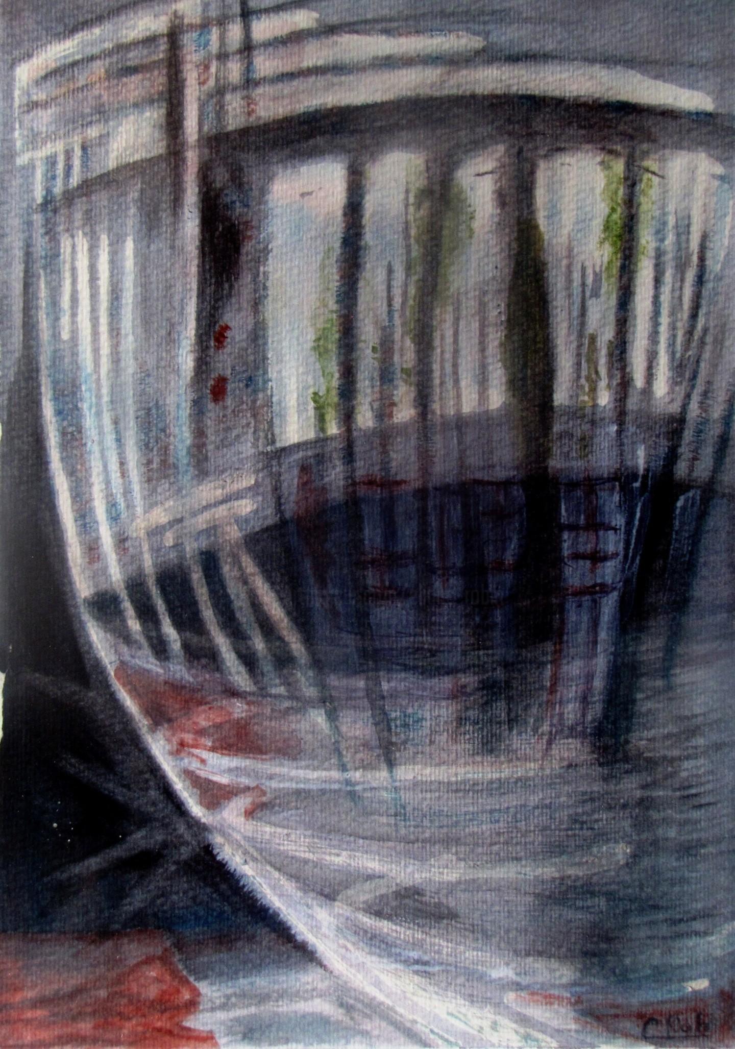 Eliane Robin - Le verre