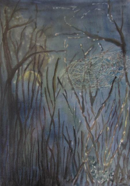 Eliane Robin - Clair de lune au fond des bois