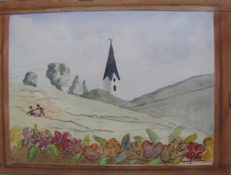 Eliane Robin - Par la fenêtre
