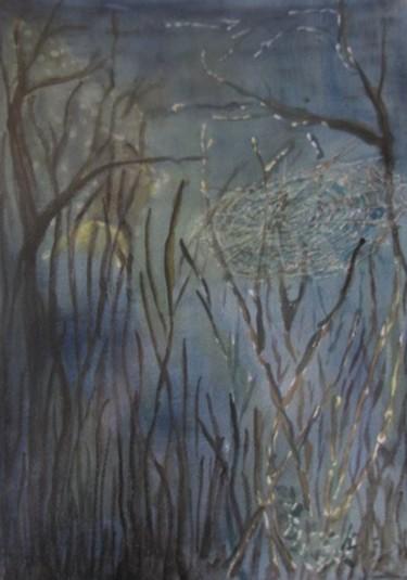 Clair de lune au fond des bois